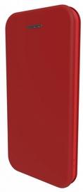 Evelatus Book Case For Samsung Galaxy J4 Plus Red