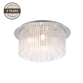 Gaismeklis Domoletti Nassau 18089L Ceiling Lamp 6x40W G9 Chrome