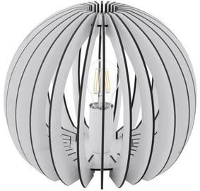 Eglo Cossano Table Lamp White 46W E27