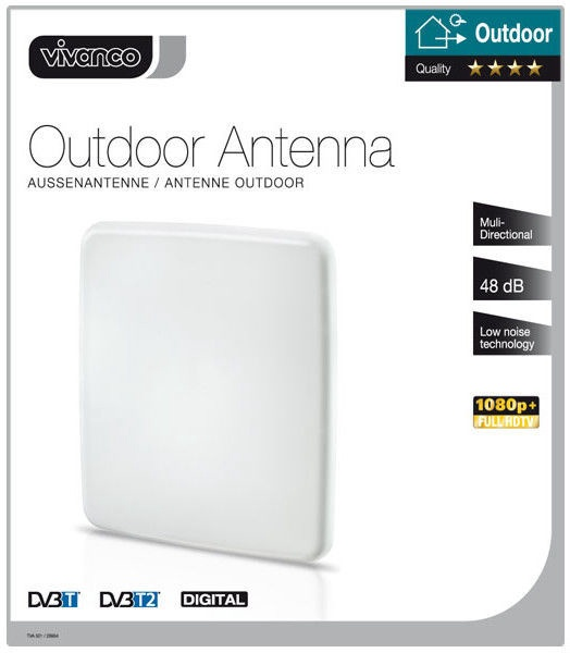 Vivanco Outdoor Antenna TVA501