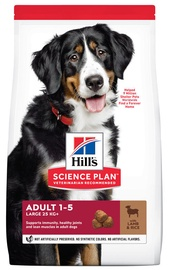 Hill's Science Plan Large Breed Adult Dog Food w/ Lamb And Rice 14kg