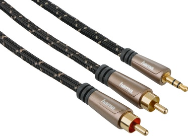 Hama Cable RCA x2 to 3.5 mm 3m