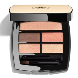 Chanel Les Beiges Healthy Glow Natural Eyeshadow Palette 4.5g Warm