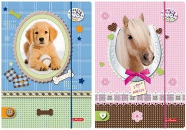 Herlitz Art Storing File A4 Pretty Pets Assortment