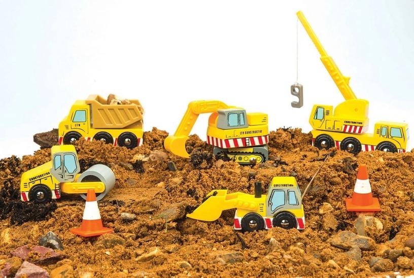 Le Toy Van Construction Cars TV442