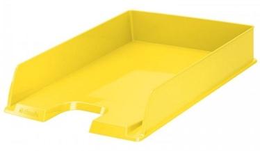 Esselte Europost Vivida Document Tray Yellow