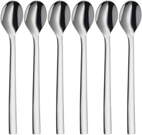 WMF Nuova Latte Macchiato Spoons Set 6pcs