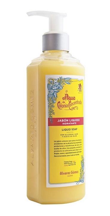 Šķidrās ziepes Alvarez Gomez Agua de Colonia Concentrada, 300 ml