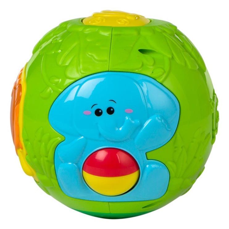 WinFun Roll'N Pop Jungle Activity Ball 0778