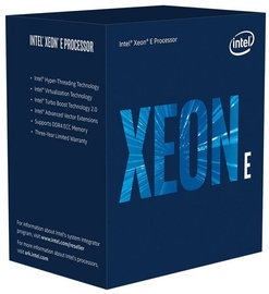 Intel® Xeon® E-2234 3.6GHz 8MB BX80684E2234