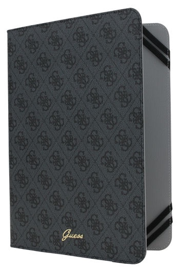 Guess Universal Book Cover For Tablets 10'' Black/Grey