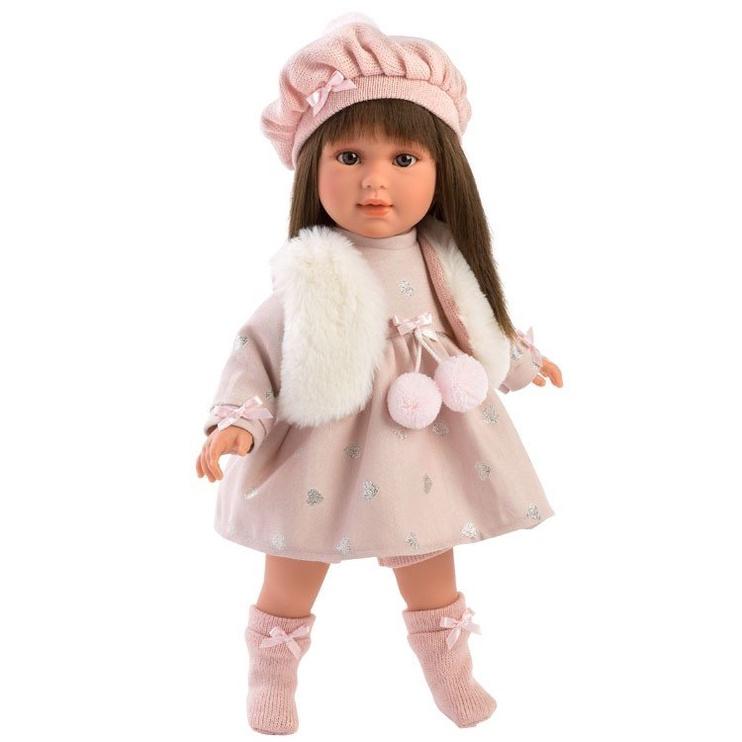 Žaislinė lėlė Llorens, 40 cm, 54028