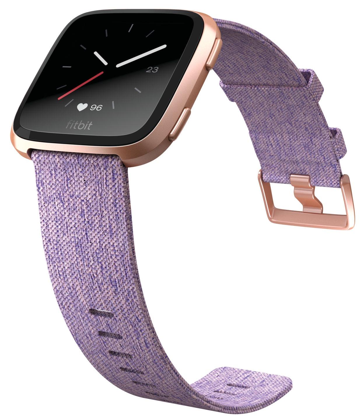 a6de6736513 Fitbit Versa Special Edition Lavender Woven - Krauta.ee