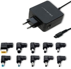 Qoltec Universal Power Adapter 65W 51744