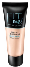 Maybelline Fit Me Matte + Poreless Foundation 30ml 115 Ivory