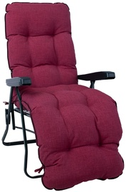 Home4you Baden-Baden Summer Chair Cover Burgundy