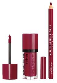 BOURJOIS Paris Rouge Edition Velvet 7.7ml 8 + Contour Lip Liner 1.14g 10