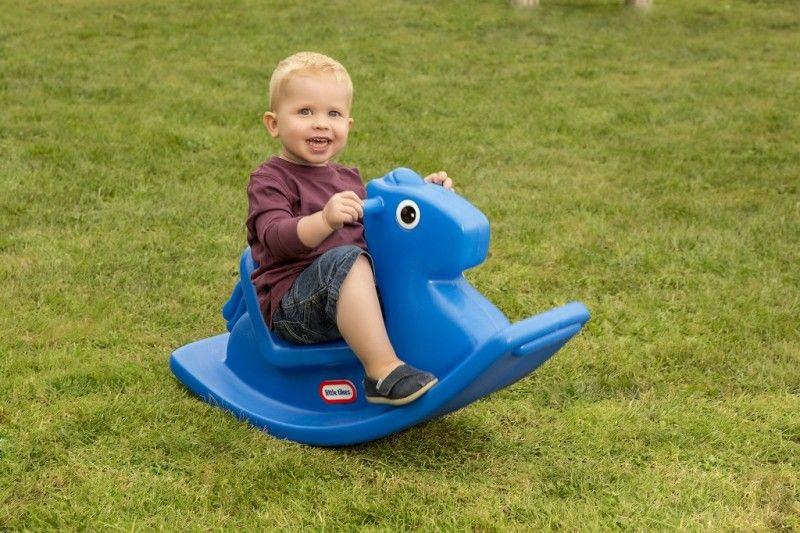 Little Tikes Rocking Horse Blue 620171