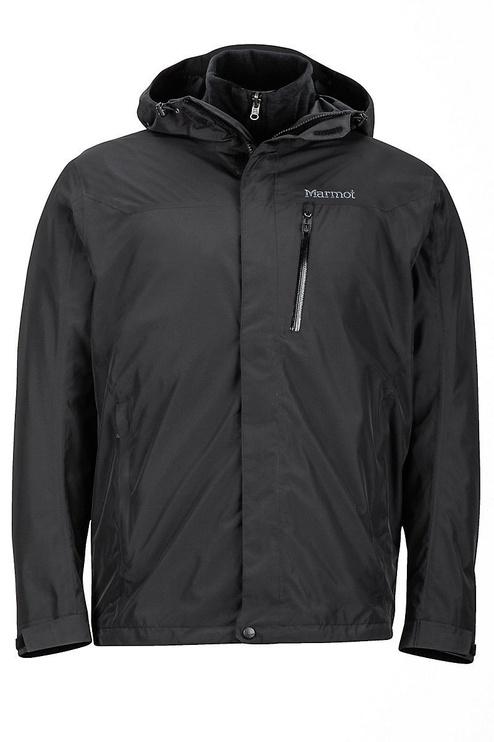Marmot Mens Ramble Component Jacket Black XL