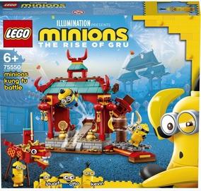 Конструктор LEGO Minions Kung Fu Battle 75550, 310 шт.