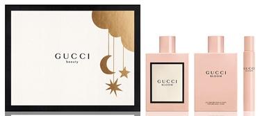 Moteriškų kvepalų rinkinys Gucci Bloom 3pcs Set EDP