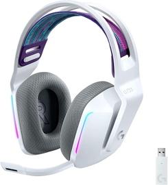 Belaidės ausinės Logitech G733 White