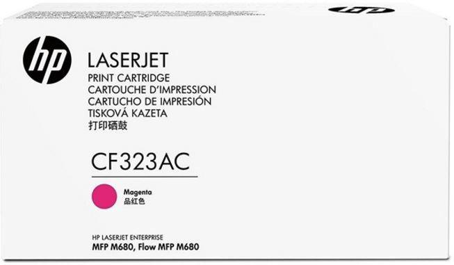 Lazerinio spausdintuvo kasetė HP CF323AC Toner Magenta