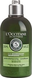 Plaukų kondicionierius L´Occitane Nourishing Care Conditioner, 250 ml