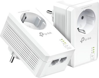 Powerline adapter TP-Link TL-PA7027P, 58 mm x 95 mm x 42 mm