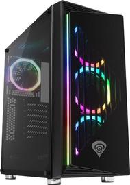 Natec Genesis IRID 400 ATX Mid-Tower Black