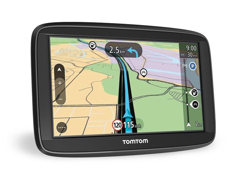 Navigaator Tomtom SYS 6\/START62
