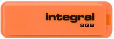 Integral Neon 8GB Orange