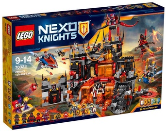 Konstruktor LEGO Nexo Knights Jestro's Volcano Lair 70323