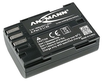 Ansmann Battery D-LI90 for Pentax 1600mAh