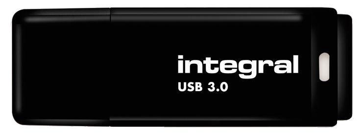 USB-накопитель Integral 256GB USB 3.0 Black