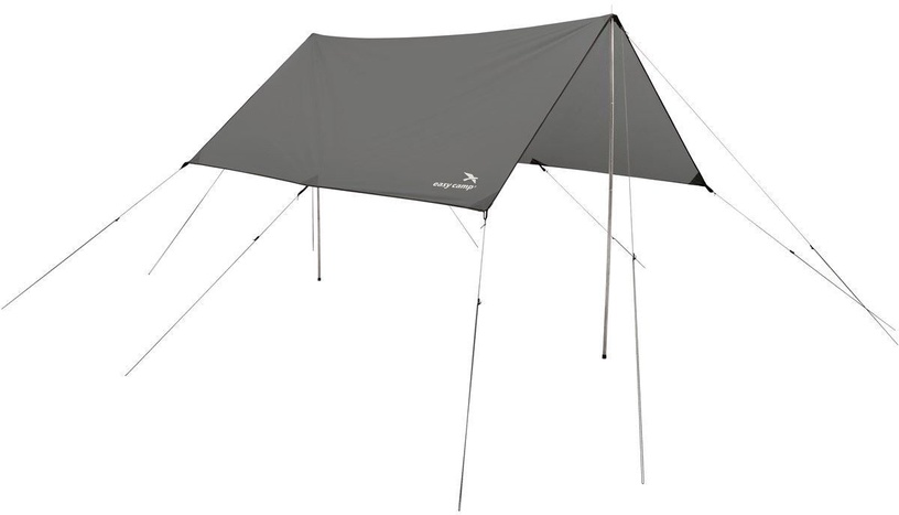 Četrvietīga telts Easy Camp Tarp 120328, pelēka