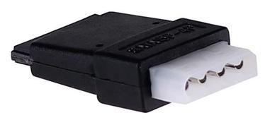 Akyga Adapter SATA to Molex Black