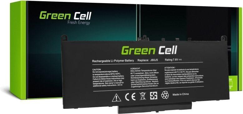 Green Cell DE135 Laptop Battery Latitude E7270 / E7470