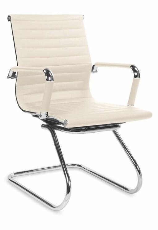 Офисный стул Halmar Prestige Skid, кремовый