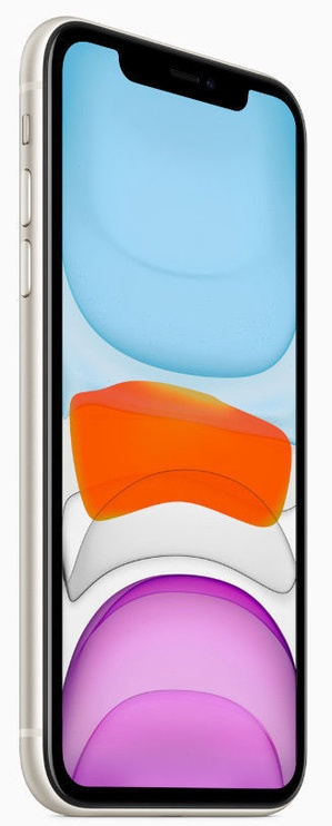 Mobilusis telefonas Apple iPhone 11 White, 4GB/64GB