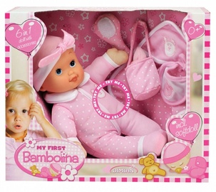Dimian My First Bambolina Soft Doll With Accesories FB372