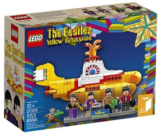LEGO Ideas Yellow Submarine 21306