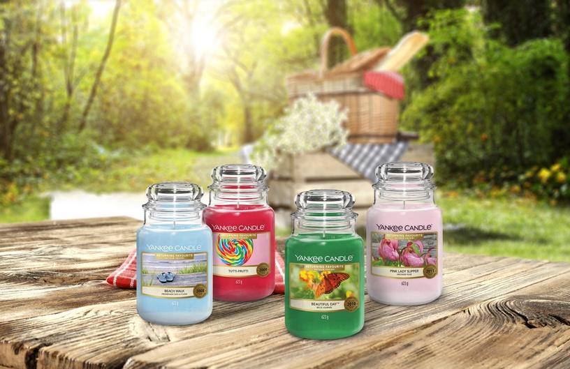 Свеча Yankee Candle Classic Large Jar Tutti-Frutti 623g