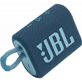 Belaidė kolonėlė JBL GO 3 Blue
