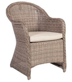Home4you Toscana Garden Chair Beige