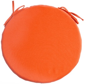 Home4you Frankfury 2 Chair Pad 38cm Orange