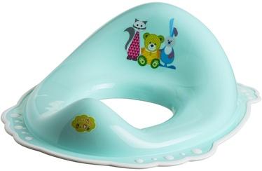 Сиденье для унитаза Maltex Little Bear & Friends, синий