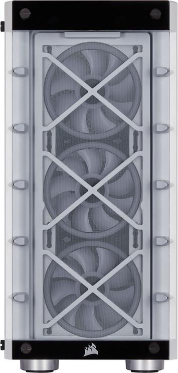 Corsair iCue 465X RGB ATX Mid-Tower White