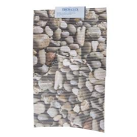 Vonios kilimėlių komplektas Thema Lux M11201A, margas, 48 x 80 cm; 48 x 48 cm