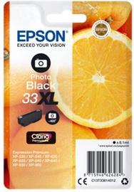Кассета для принтера Epson C13T33614012, черный, 12.2 мл